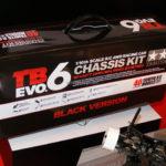TB EVO6 ブラックバージョン