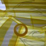 ボディ塗装窓枠に一定幅のラインで縁取る方法