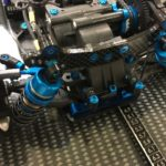 TA06とBD8、基本設計の異なるマシンでロールセンターを近づけたらどうなるか?