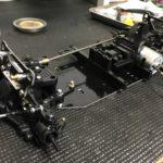 ポルシェターボ RSR934 製作!!モダンハイエンドマシンにはないボリューム感