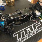 ポルシェターボ RSR934 製作!!TRFダンパー投入