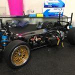 ポルシェターボ RSR934 製作!!タイヤ組みました