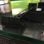 RC-MISSIONのウイング翼端板がカーボン調でナイスです!